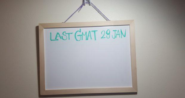 GMAT ข้อสอบที่ใช้ความพยายามอย่างเดียว อาจไม่พอ    - Jane Stories